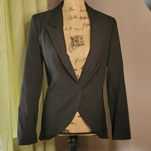 Express blazer in black